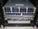 EMC NX4 Racked Front